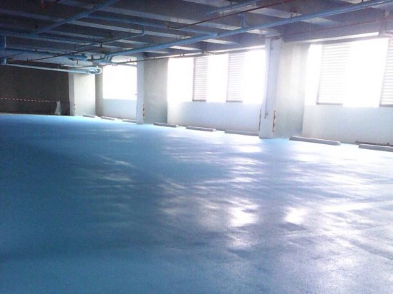 SUPERTHANE CT : Polyurethane Coating