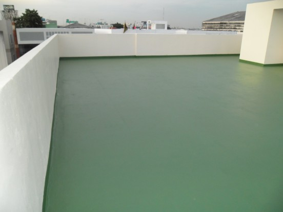 UNICONS ACL-01 : Modifies Acrylic Waterproofing Membrane